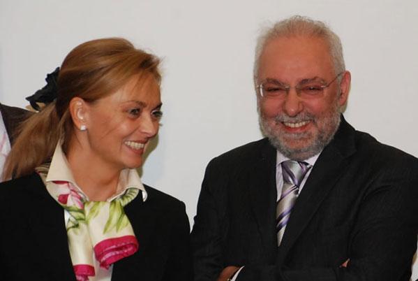 Поли Карастоянова и Радосвет Радев