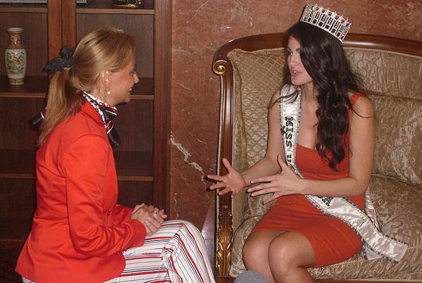 Интервю с Лаура Чуканов, Мис Юта'09