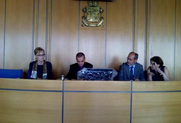 Поли Карастоянова участва в представянето на инициативата Европейските дни на наследството