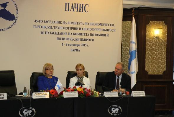 Парламентарната асамблея на Черноморското икономическо сътрудничество се развива и утвърждава като най-авторитетния форум в региона