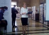 Поли Карастоянова присъства на откриването на Националната библиотечна седмица